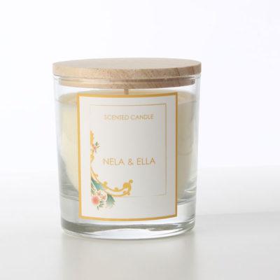 pflanzliches Soja Kerzen